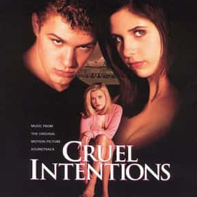 Cruel Intentions is listed (or ranked) 10 on the list The Best Steamy Romance Movies, Ranked