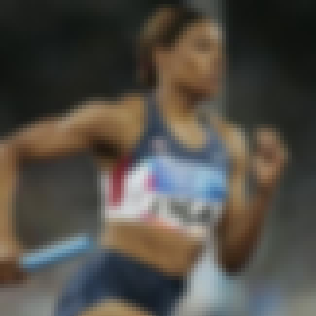 Crystal Cox is listed (or ranked) 7 on the list Female Athletes Caught Doping