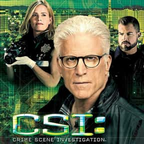 CSI: Crime Scene Investigation is listed (or ranked) 5 on the list The Very Best Procedural Dramas of the 2010s