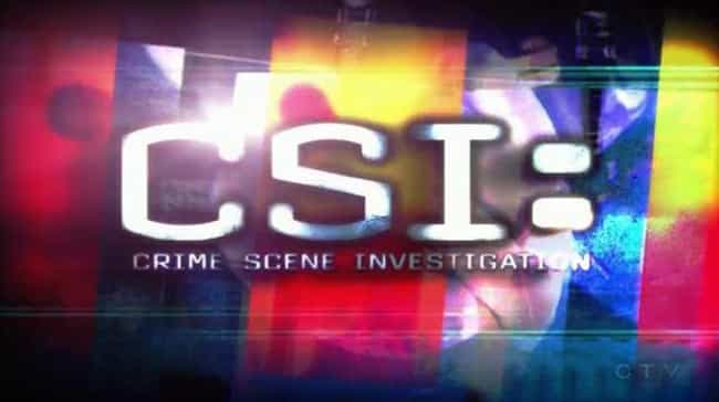 CSI: Crime Scene Investigation is listed (or ranked) 4 on the list What to Watch If You Love 'NCIS: Los Angeles'