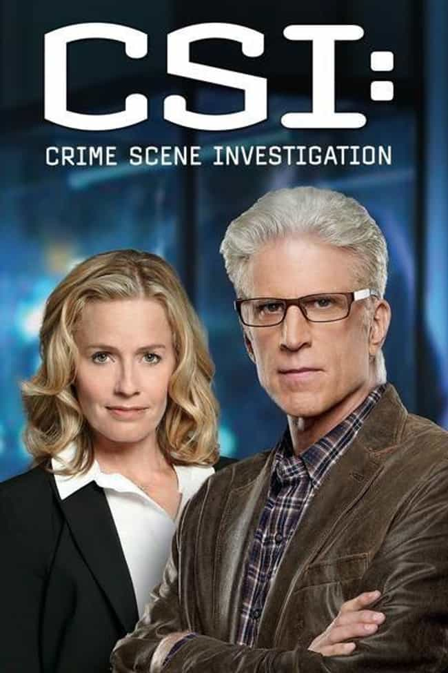 CSI: Crime Scene Investigation is listed (or ranked) 4 on the list What to Watch If You Love 'Law & Order: Special Victims Unit'