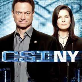 CSI: NY is listed (or ranked) 20 on the list The Very Best Procedural Dramas of the 2010s