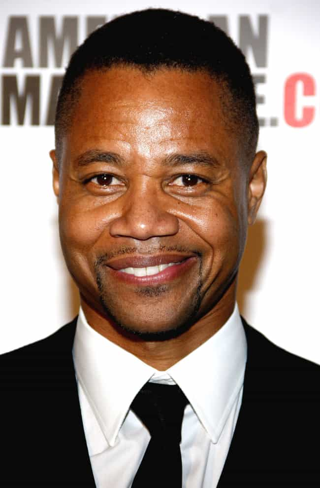 Cuba Gooding, Jr. is listed (or ranked) 4 on the list Celebrities Who Wear Ray Ban