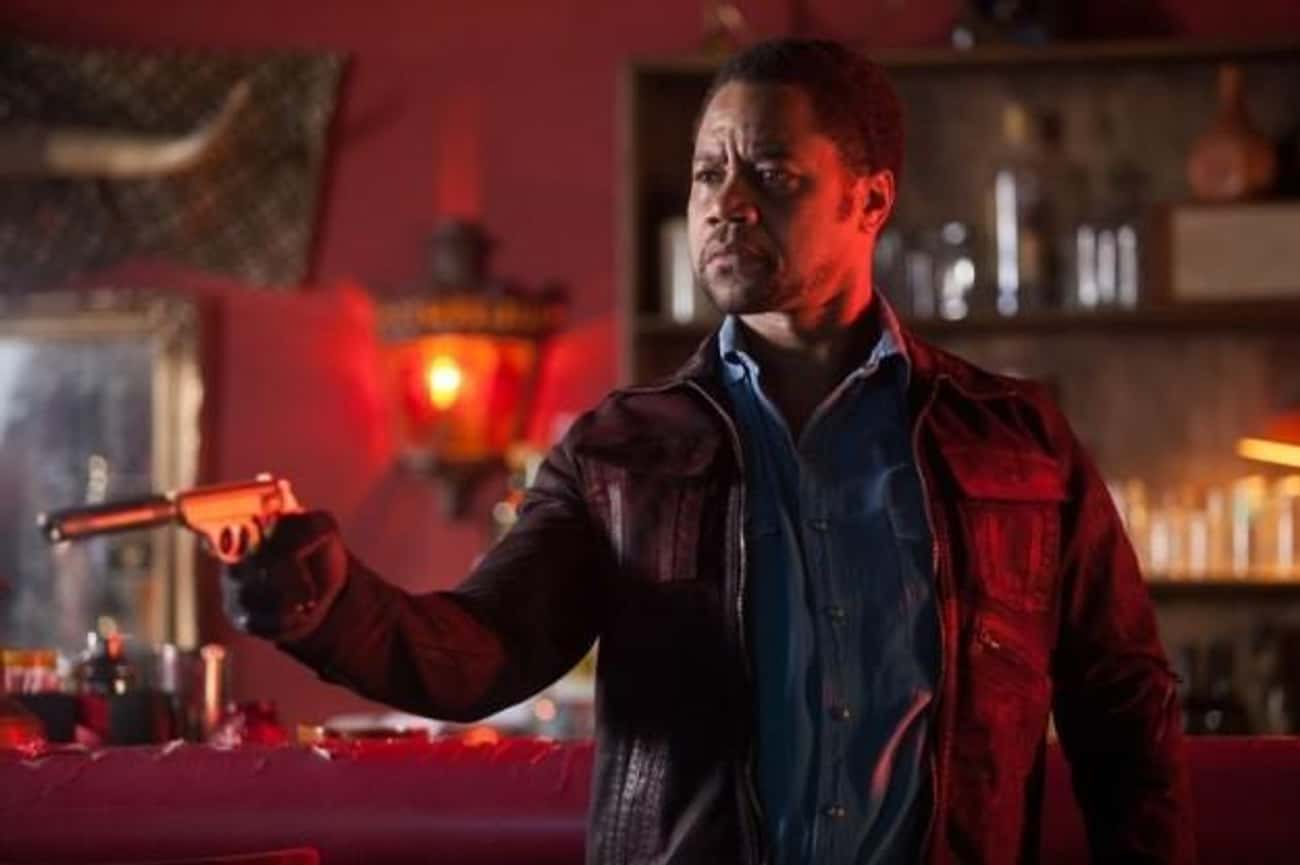 Cuba Gooding, Jr. is listed (or ranked) 1 on the list Good Actors Who Make Bad Movies Now