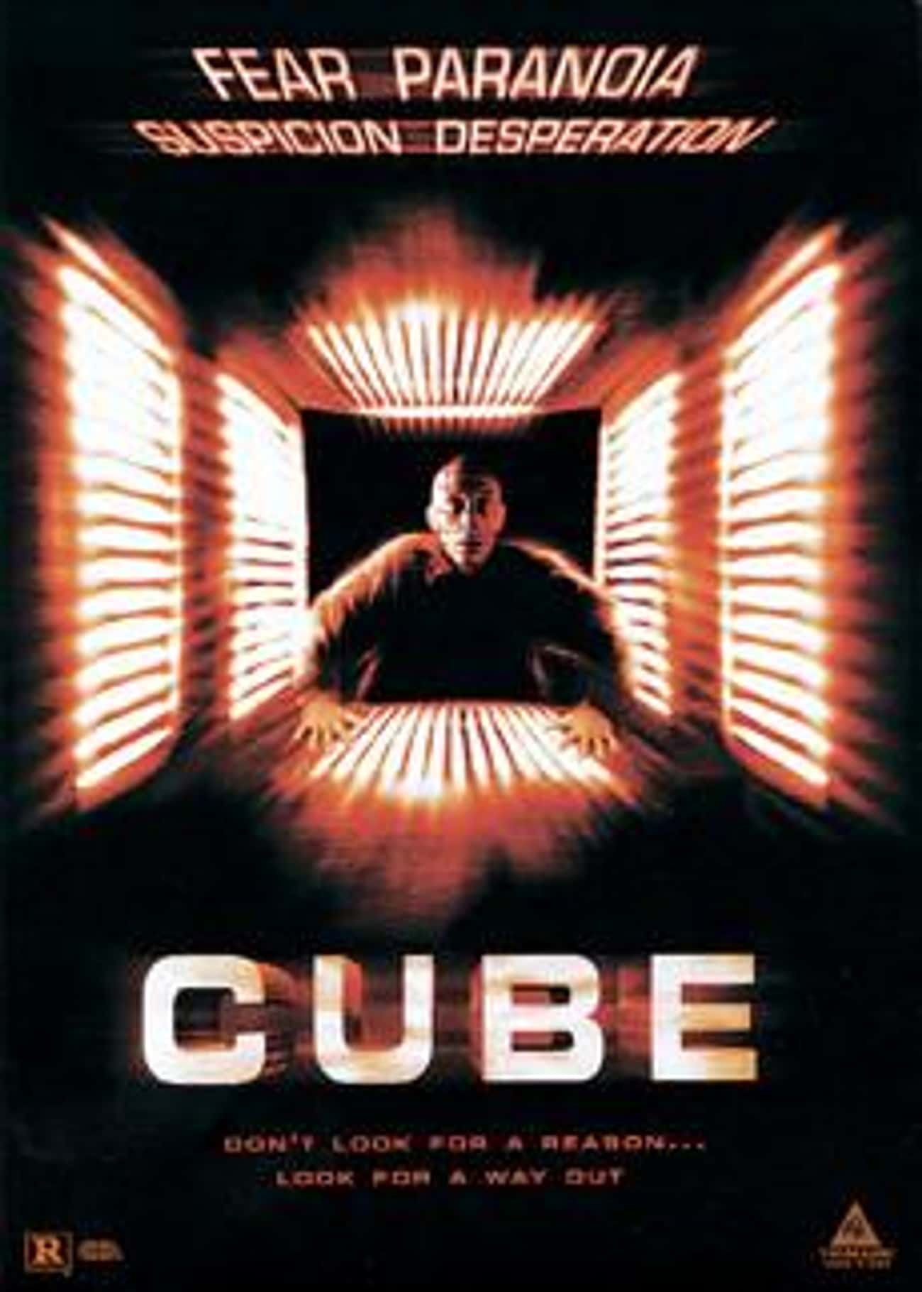 'Cube' Is A Funhouse O is listed (or ranked) 4 on the list Amazing Horror Films From The '90s Most People Overlooked