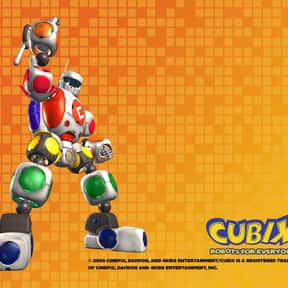 Cubix is listed (or ranked) 4 on the list Kids' WB TV Shows/Programs