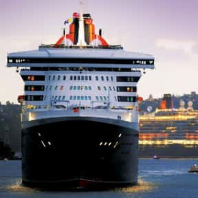 Cunard Line is listed (or ranked) 8 on the list The Best European Cruise Lines
