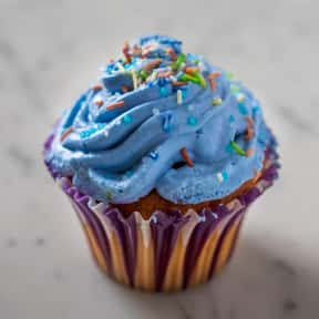 Cupcake is listed (or ranked) 17 on the list The Most Delicious Kinds Of Dessert