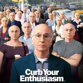 Curb Your Enthusiasm is listed (or ranked) 24 on the list The TV Shows Most Loved by Hipsters