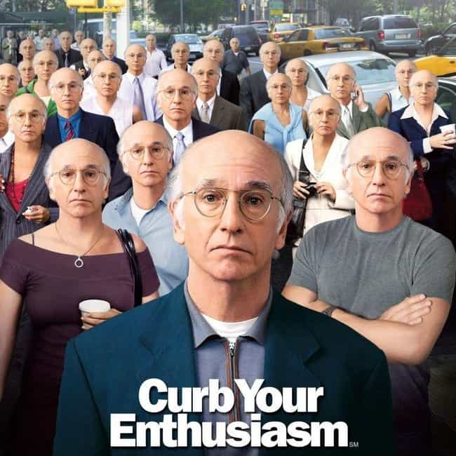 Curb Your Enthusiasm is listed (or ranked) 1 on the list What to Watch If You Love 'Veep'