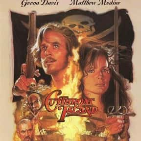 Cutthroat Island is listed (or ranked) 15 on the list The Best Pirate Movies