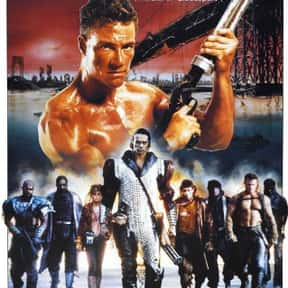 Cyborg is listed (or ranked) 10 on the list The Best Jean-Claude Van Damme Movies