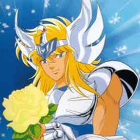 Cygnus Hyoga is listed (or ranked) 17 on the list The 20+ Greatest Anime Characters With Ice Powers