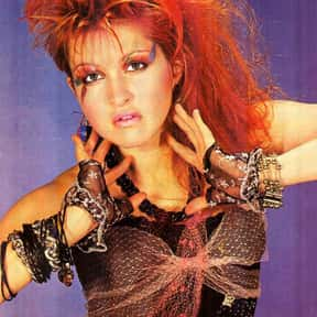 Cyndi Lauper is listed (or ranked) 13 on the list The Greatest Musical Artists of the '80s