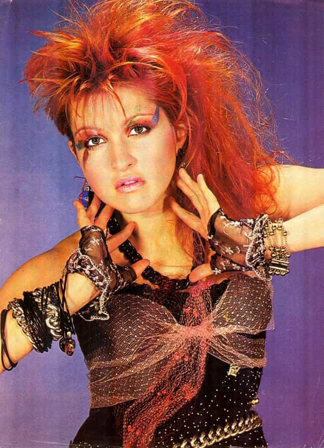 Cyndi Lauper is listed (or ranked) 1 on the list Famous People Born in 1953