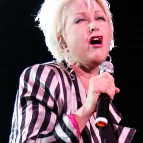 Cyndi Lauper is listed (or ranked) 13 on the list The Greatest Women in Music, 1980s to Today