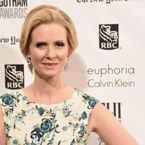 Cynthia Nixon is listed (or ranked) 1 on the list Famous Hunter College High School Alumni