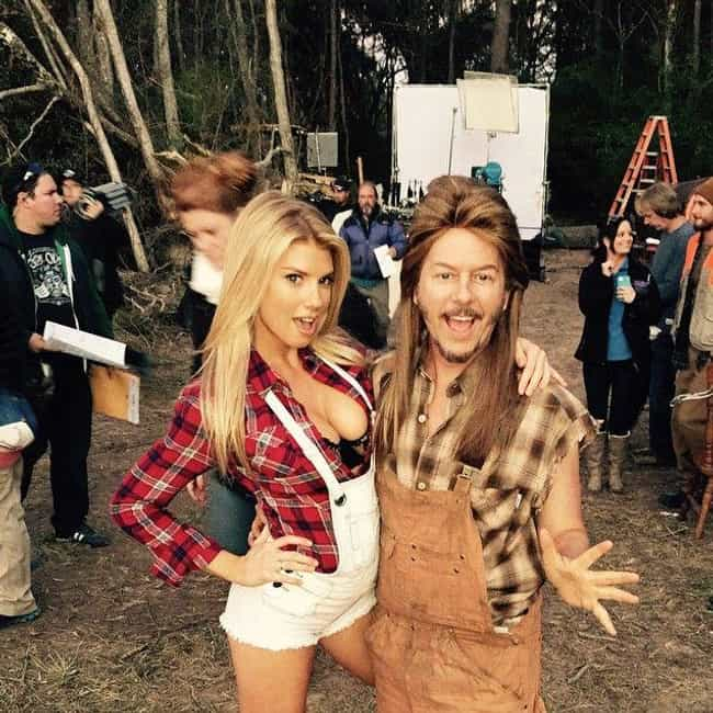 Charlotte McKinney is listed (or ranked) 2 on the list Women Who David Spade Has Dated