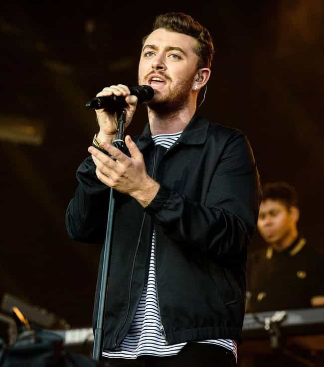 Sam Smith is listed (or ranked) 3 on the list Celebrity Men Who Are Way Younger Than You Think