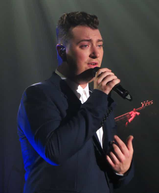 Sam Smith is listed (or ranked) 7 on the list Celebrities You Never Realized Are Obsessed With Star Wars