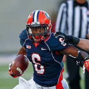 Josh Ferguson is listed (or ranked) 11 on the list The Best Illinois Fighting Illini Running Backs of All Time