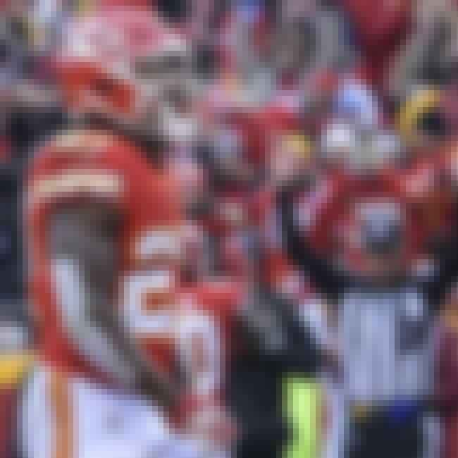 Kareem Hunt is listed (or ranked) 1 on the list NFL Players Arrested for Domestic Violence