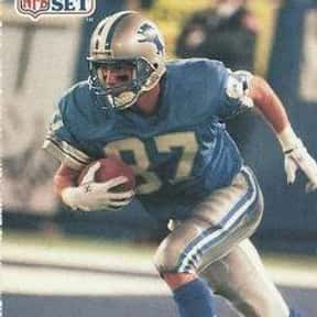 Jeff Campbell is listed (or ranked) 23 on the list The Best Detroit Lions Wide Receivers of All Time