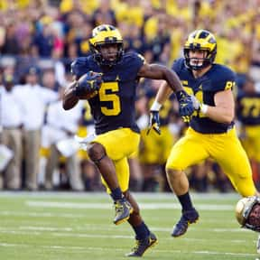 Jabrill Peppers is listed (or ranked) 12 on the list The Best Michigan Football Players of All Time