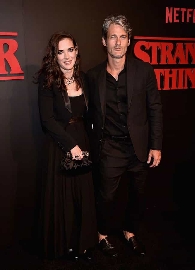 Scott Mackinlay Hahn is listed (or ranked) 1 on the list Men Who Winona Ryder Has Dated