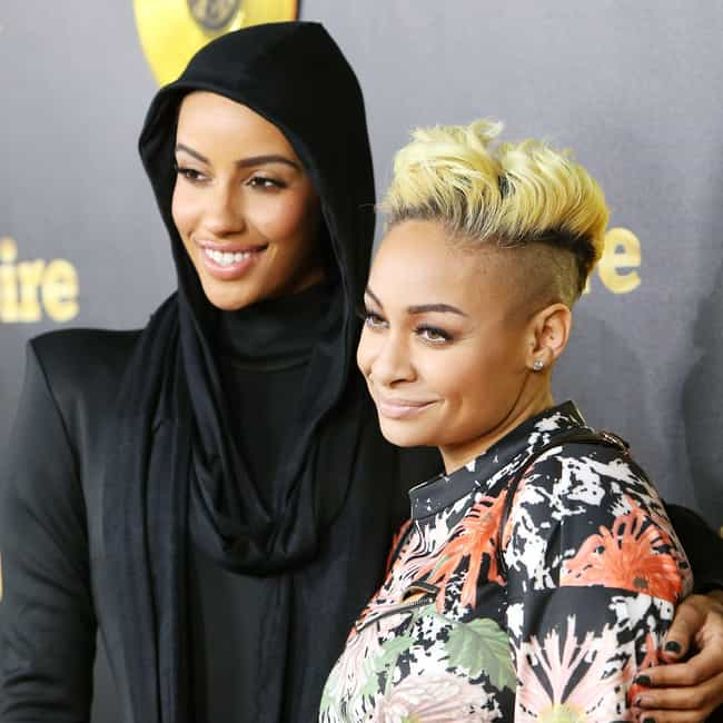 AzMarie Livingston is listed (or ranked) 2 on the list Raven-Symoné Loves and Hookups