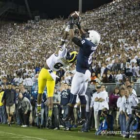 Allen Robinson is listed (or ranked) 13 on the list The Best Penn State Football Players of All Time