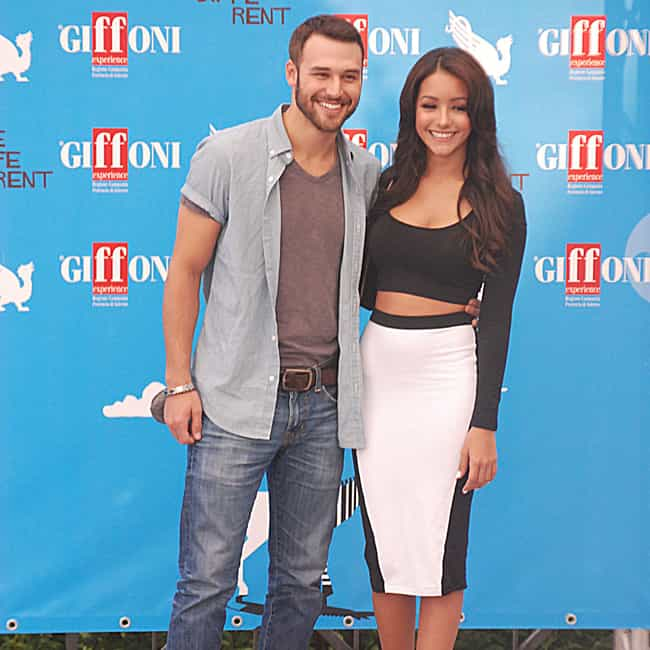 Melanie Iglesias is listed (or ranked) 2 on the list The Two Women Who Stole Ryan Guzman's Heart