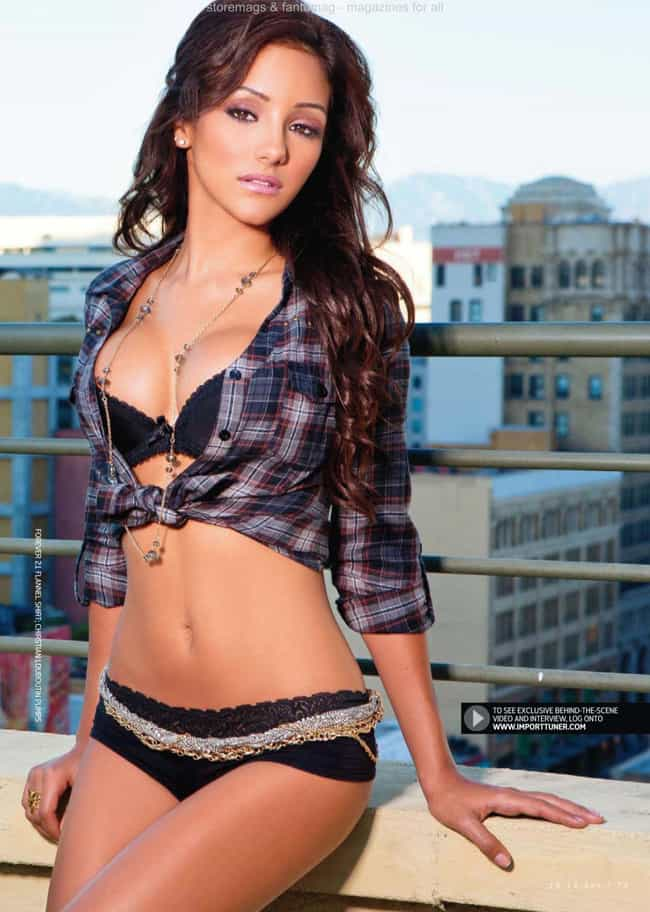 Melanie Iglesias is listed (or ranked) 2 on the list HOT HOT Import Models
