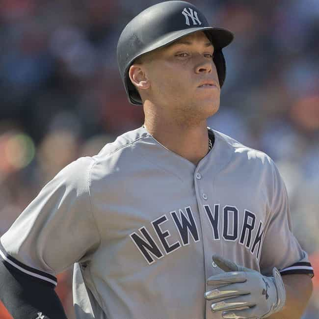 Aaron Judge is listed (or ranked) 2 on the list The Best Black Baseball Players Right Now