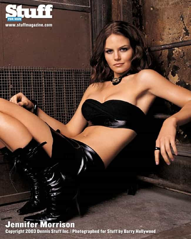 Jennifer Morrison is listed (or ranked) 4 on the list 15 Hottest Women on How I Met Your Mother