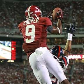 Amari Cooper is listed (or ranked) 2 on the list The Best Alabama Crimson Tide Football Players of All Time