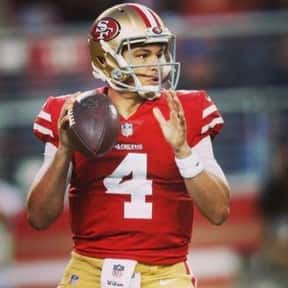 Nick Mullens is listed (or ranked) 10 on the list The Best San Francisco 49ers Quarterbacks of All Time