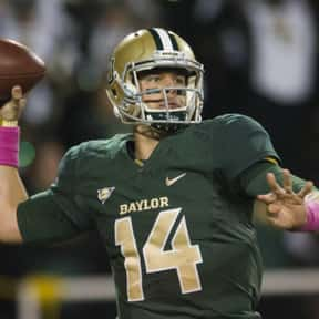 Bryce Petty is listed (or ranked) 8 on the list Famous People Named Bryce