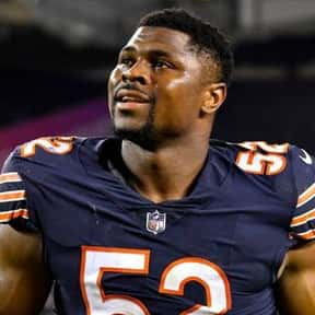 Khalil Mack is listed (or ranked) 3 on the list Who is the Best Linebacker in the NFL Right Now?