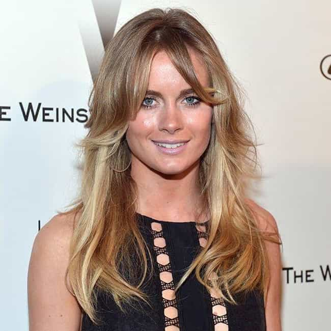 Cressida Bonas is listed (or ranked) 4 on the list Prince Harry Loves and Hookups