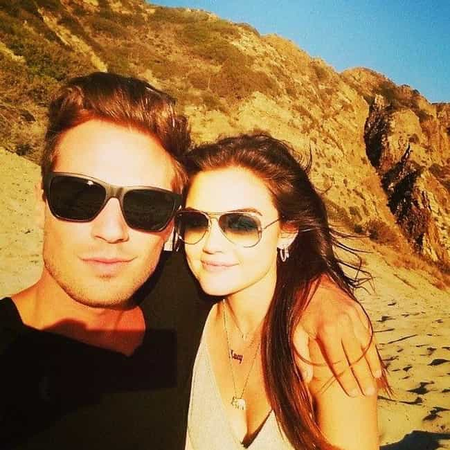 Adam Pitts is listed (or ranked) 4 on the list Lucy Hale Loves and Hookups
