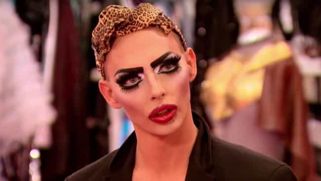 Alyssa Edwards is listed (or ranked) 3 on the list The 15 Most Controversial Eliminations From 'RuPaul's Drag Race'