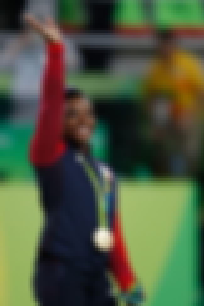 Simone Biles is listed (or ranked) 4 on the list Famous Female Gymnasts