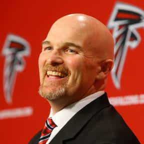 Dan Quinn is listed (or ranked) 3 on the list The Best Atlanta Falcons Coaches of All Time