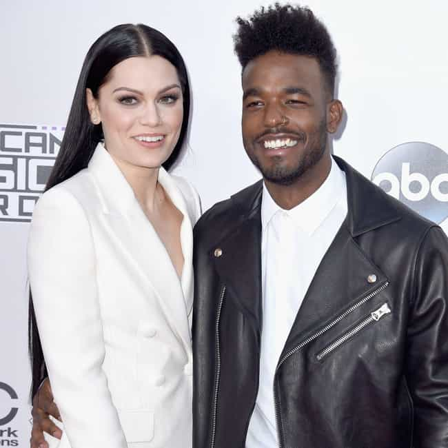 Luke James is listed (or ranked) 2 on the list Jessie J Loves and Hookups