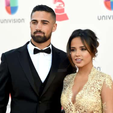 Sebastian Lletget is listed (or ranked) 1 on the list Becky G Loves and Hookups