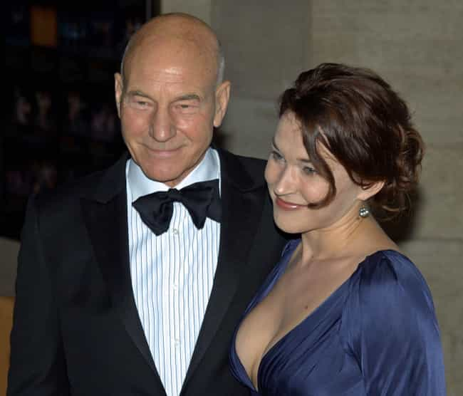 Sunny Ozell is listed (or ranked) 1 on the list Patrick Stewart Loves and Hookups