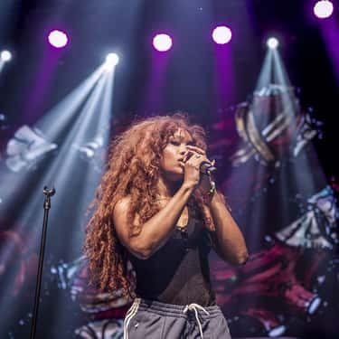 SZA is listed (or ranked) 1 on the list 25 Singers Who Are Scorpios