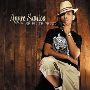 Aggro Santos is listed (or ranked) 6 on the list Mercury Records Complete Artist Roster