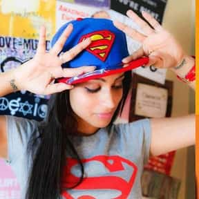 Lilly Singh is listed (or ranked) 19 on the list The Most Beautiful Female YouTubers